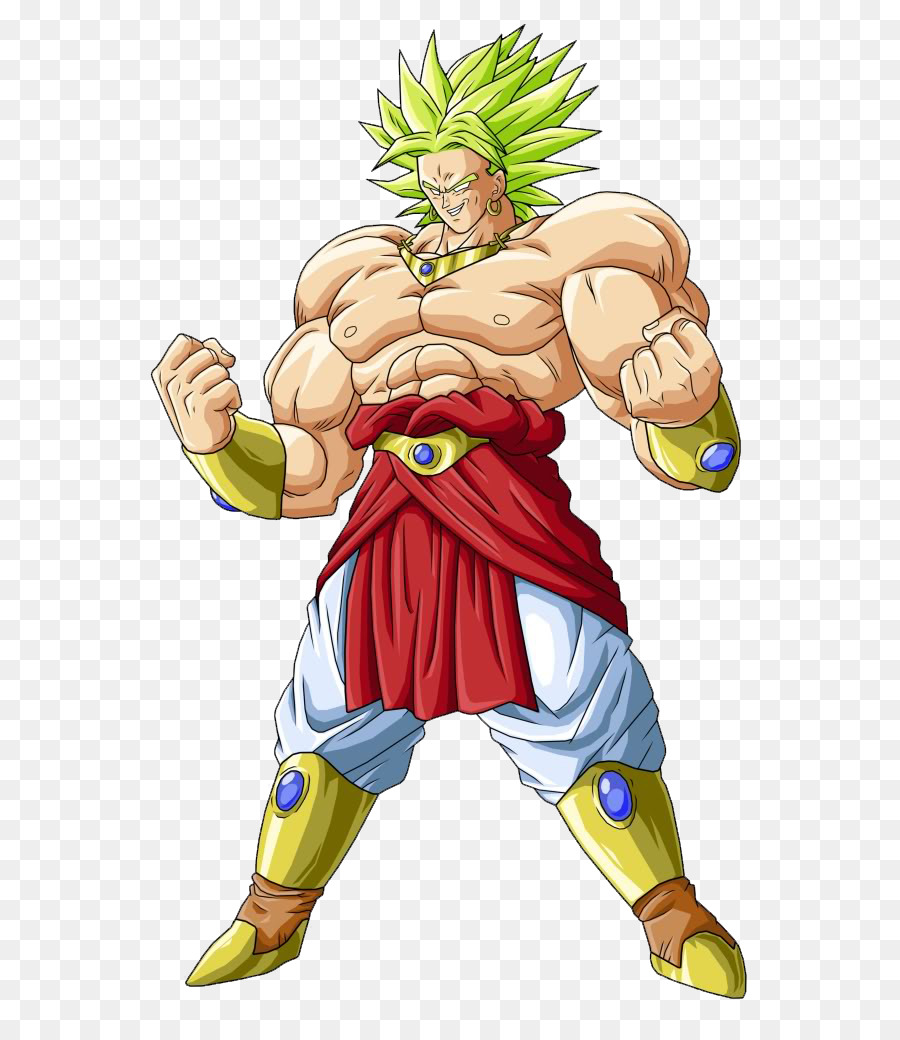 Broly clipart image library library Cartoon, Superhero, Muscle, transparent png image & clipart free ... image library library