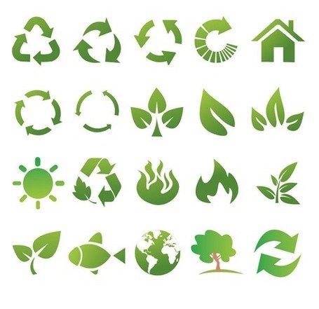 Bio clipart picture Free Eco and Bio Vector Set Clipart and Vector Graphics - Clipart.me picture