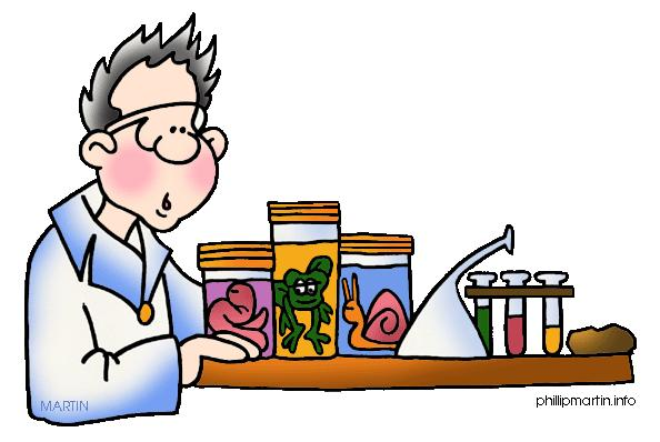 Biological laboratory clipart