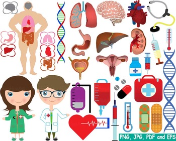Biology Clipart Worksheets & Teaching Resources   TpT clip free stock