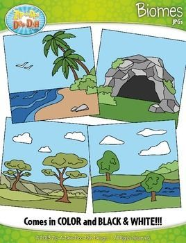 Biomes clipart picture black and white Biomes clipart 3 » Clipart Station picture black and white