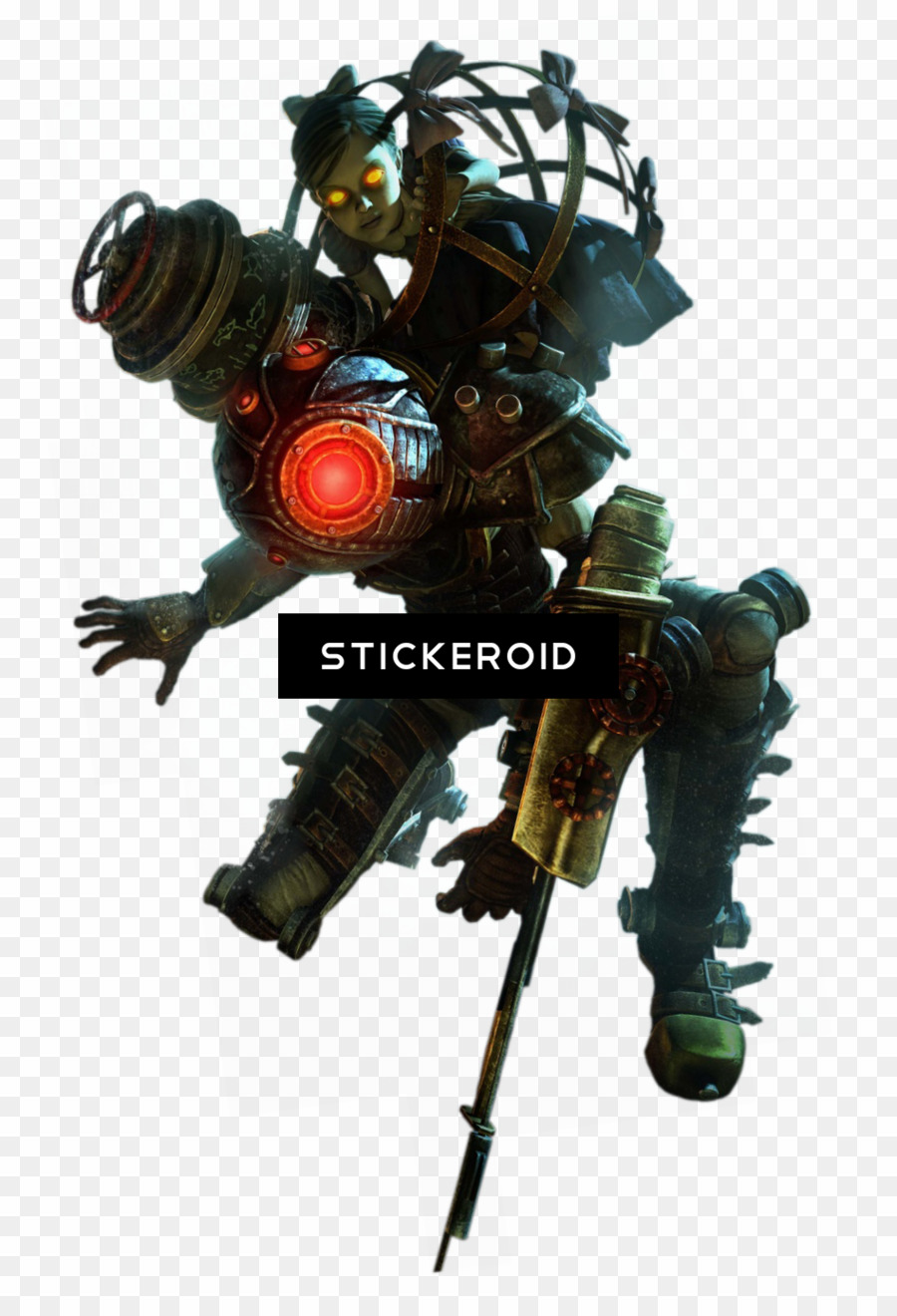 Bioshock 2 clipart graphic freeuse library Big Sister Bioshock 2 PNG Bioshock 2 Bioshock Infinite Clipart ... graphic freeuse library