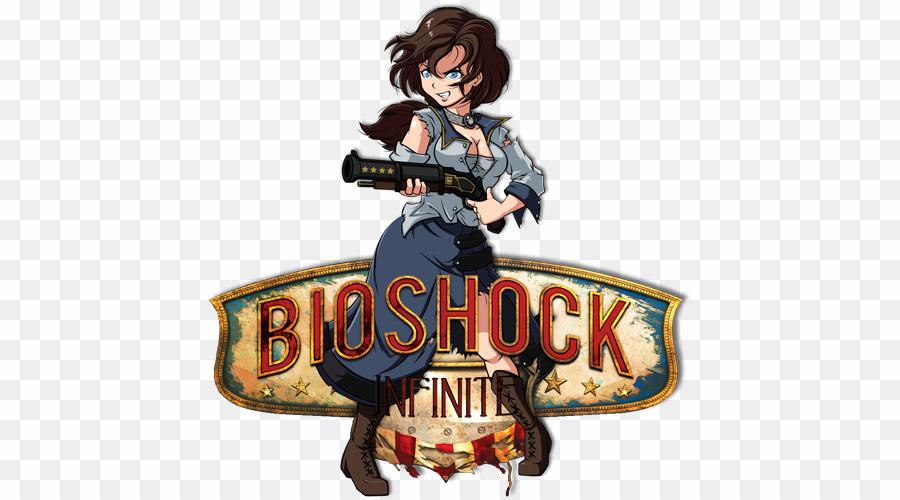 Bioshock 2 clipart clip black and white stock Bioshock Infinite PNG Bioshock 2 Clipart download - 500 * 500 - Free ... clip black and white stock