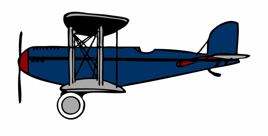 Byplane clipart png banner library download Airplane - Biplane Clipart Free PNG Images & Clipart Download ... banner library download