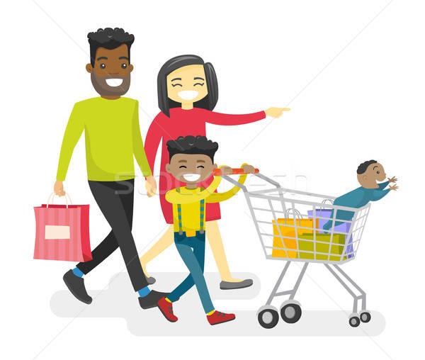 Biracial children thanksgiving clipart freeuse download Biracial Stock Vectors, Illustrations and Cliparts | Stockfresh freeuse download