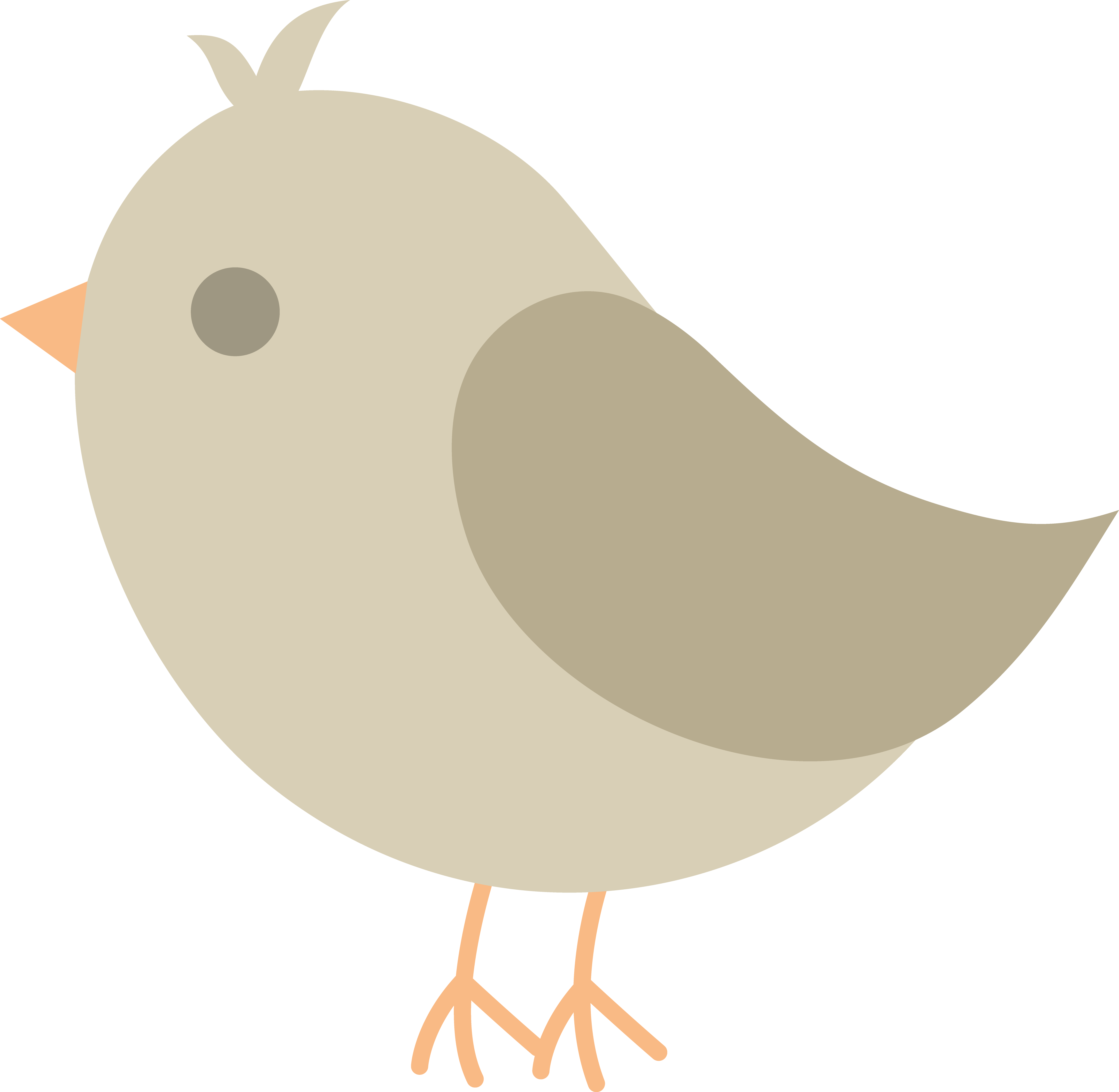 Bird and cross clipart png transparent Baby Grey Chick Clipart png transparent