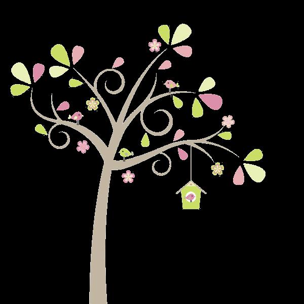 Bird in a tree clipart jpg black and white stock arbre,tubes,png | дерево | Pinterest jpg black and white stock