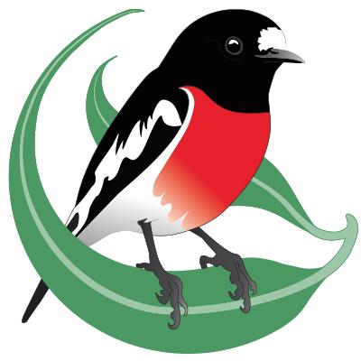 Bird banding clipart banner black and white BioR Australia on Twitter: \