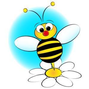 Bird bee flowers clipart free clip art freeuse library Bee Hive Clip Art | Flower bee clipart gallery - flowerbee | Clipart ... clip art freeuse library