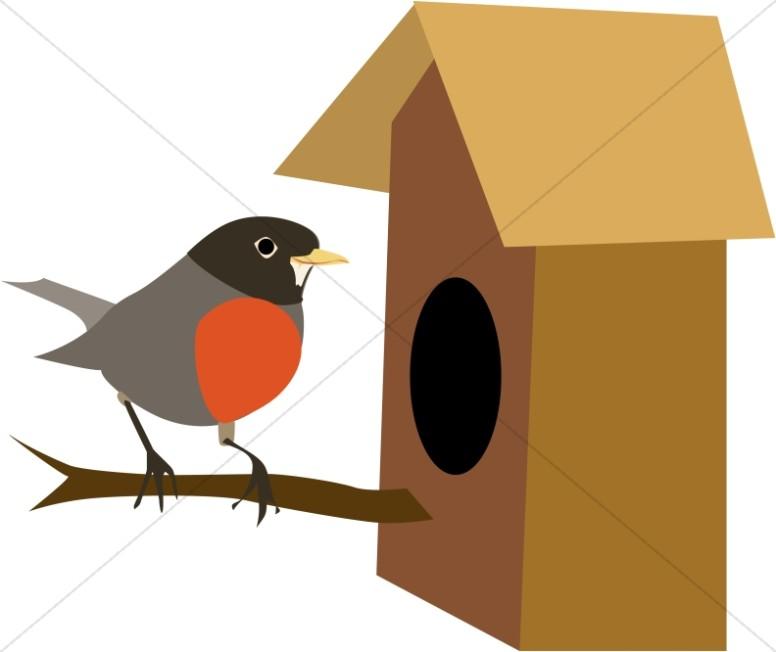 Bird box clipart banner download Robin Bird Clipart   Free download best Robin Bird Clipart on ... banner download
