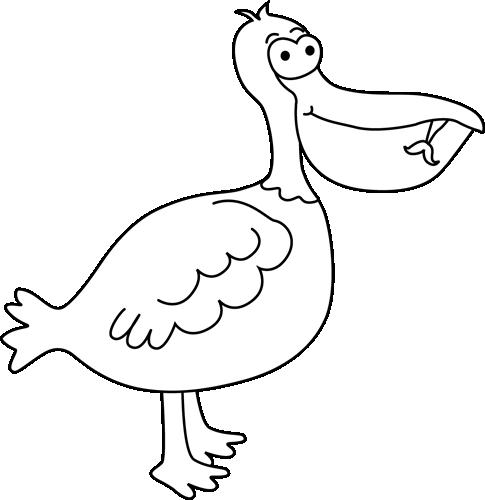 Bird carrying worm clipart black and white banner transparent download Bird Clip Art - Bird Images banner transparent download