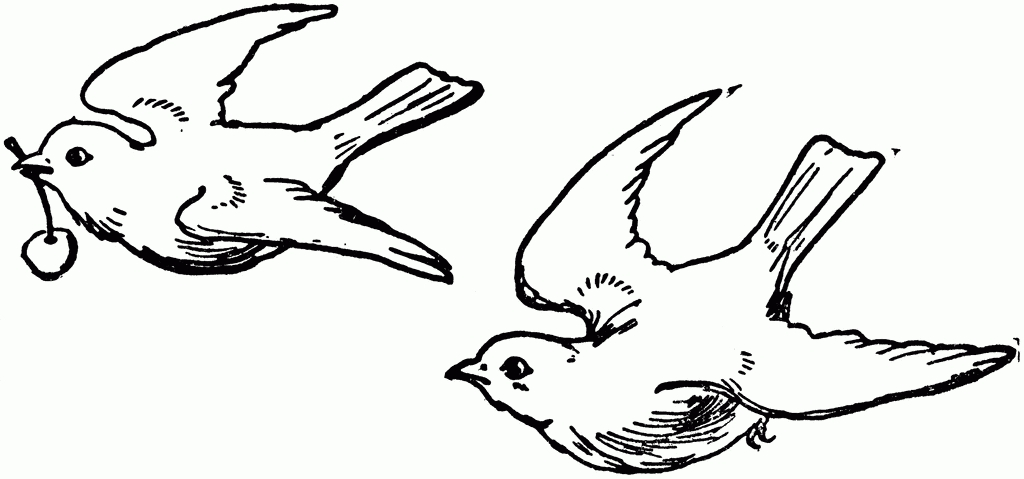 Bird clipart black and white free vector free download Birds Flying Clipart | Free Download Clip Art | Free Clip Art | On ... vector free download