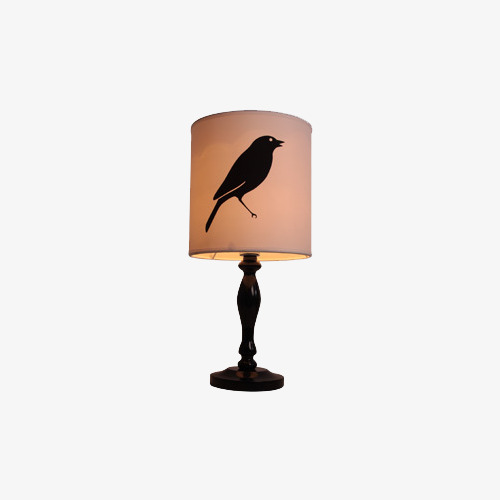 Bird Decorative Lamp, Bird Clipart, Lamp Clipart, Lampshade PNG ... clip library download