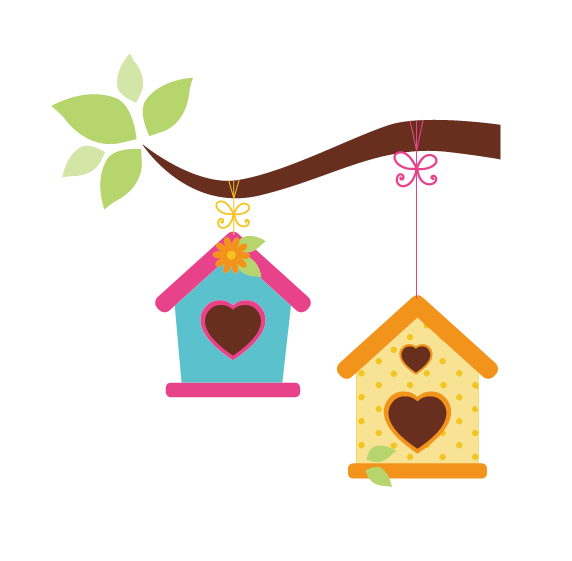 Bird house clipart graphic free download Bird Feeder Clipart at GetDrawings.com | Free for personal use Bird ... graphic free download