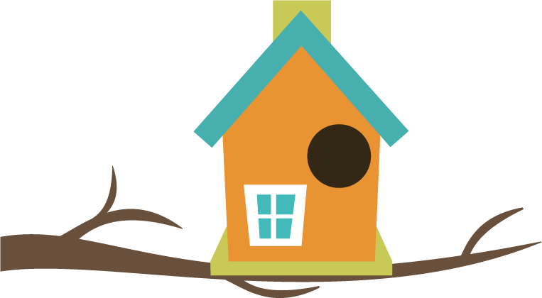 Bird house clipart banner royalty free Free Birdhouse Cliparts, Download Free Clip Art, Free Clip Art on ... banner royalty free
