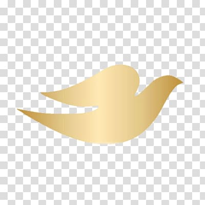 Bird logo clipart image free library Gold bird logo, Dove Logo transparent background PNG clipart | HiClipart image free library