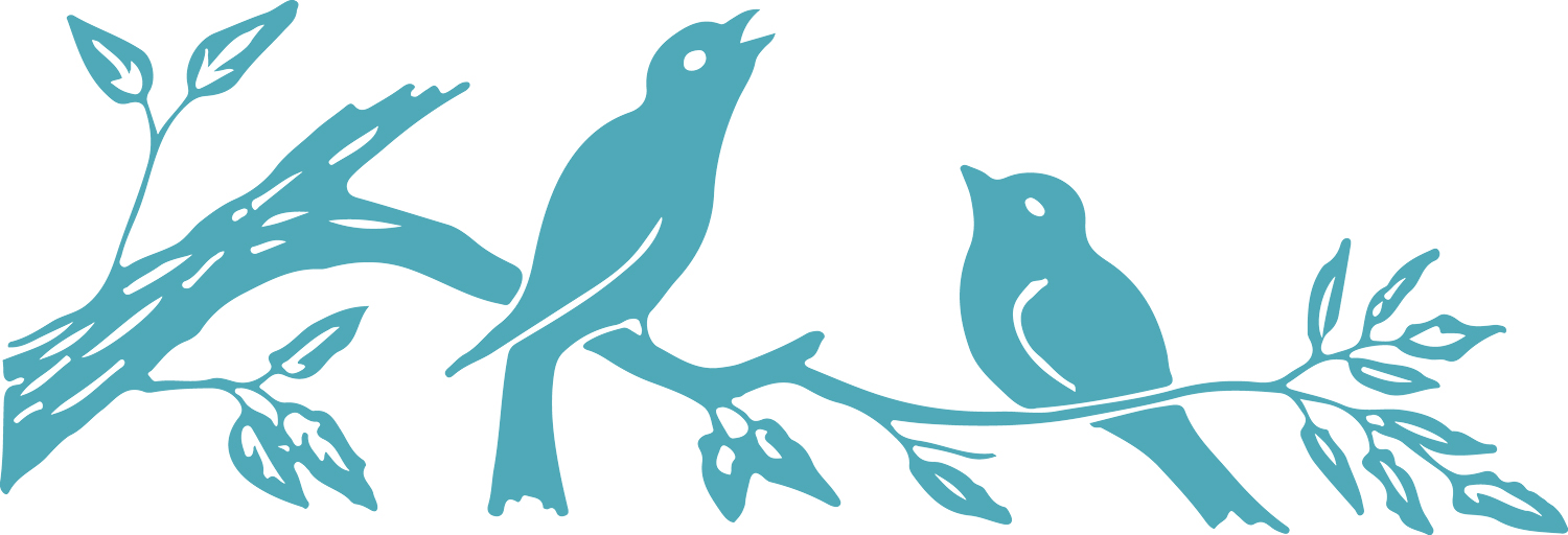 Bird on branch silhouette clipart free svg free download Silhouette Images Birds on Branch - 3 Colors - The Graphics Fairy svg free download