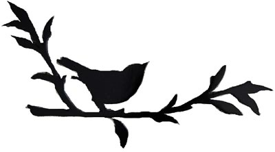 Bird on branch silhouette clipart free svg transparent Free Bird Branch Silhouette, Download Free Clip Art, Free Clip Art ... svg transparent