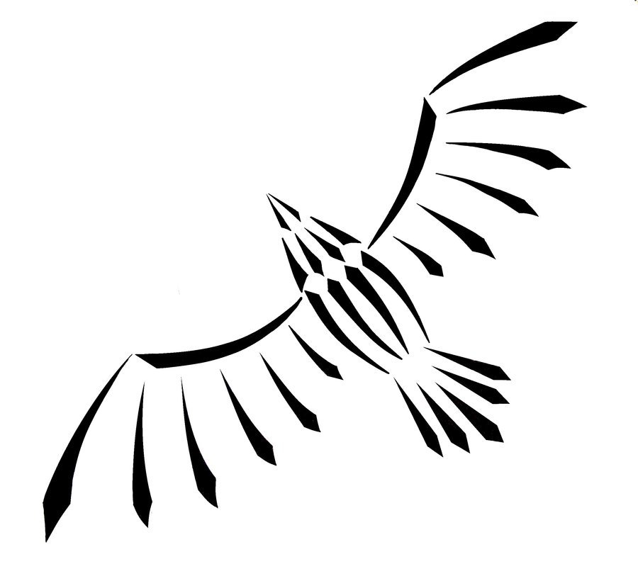 Bird soaring clipart banner library library Soaring bird clipart 6 » Clipart Portal banner library library