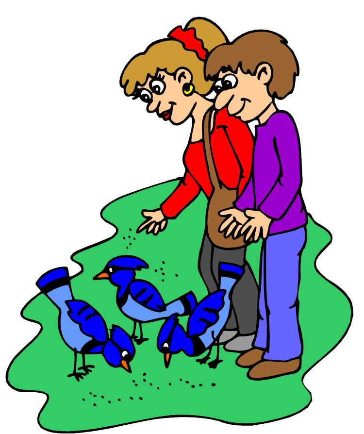 Don t feed the animals clipart jpg library Bird Watching Clip Art - Cliparts.co jpg library