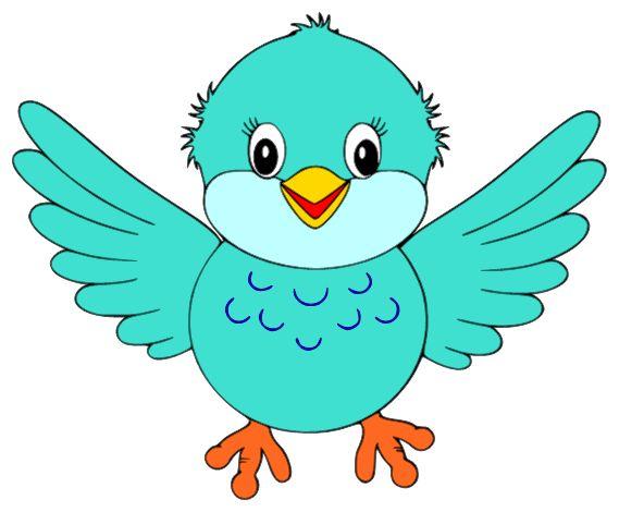 Cute little birds clipart svg freeuse Birds and fish clipart - Clip Art Library svg freeuse