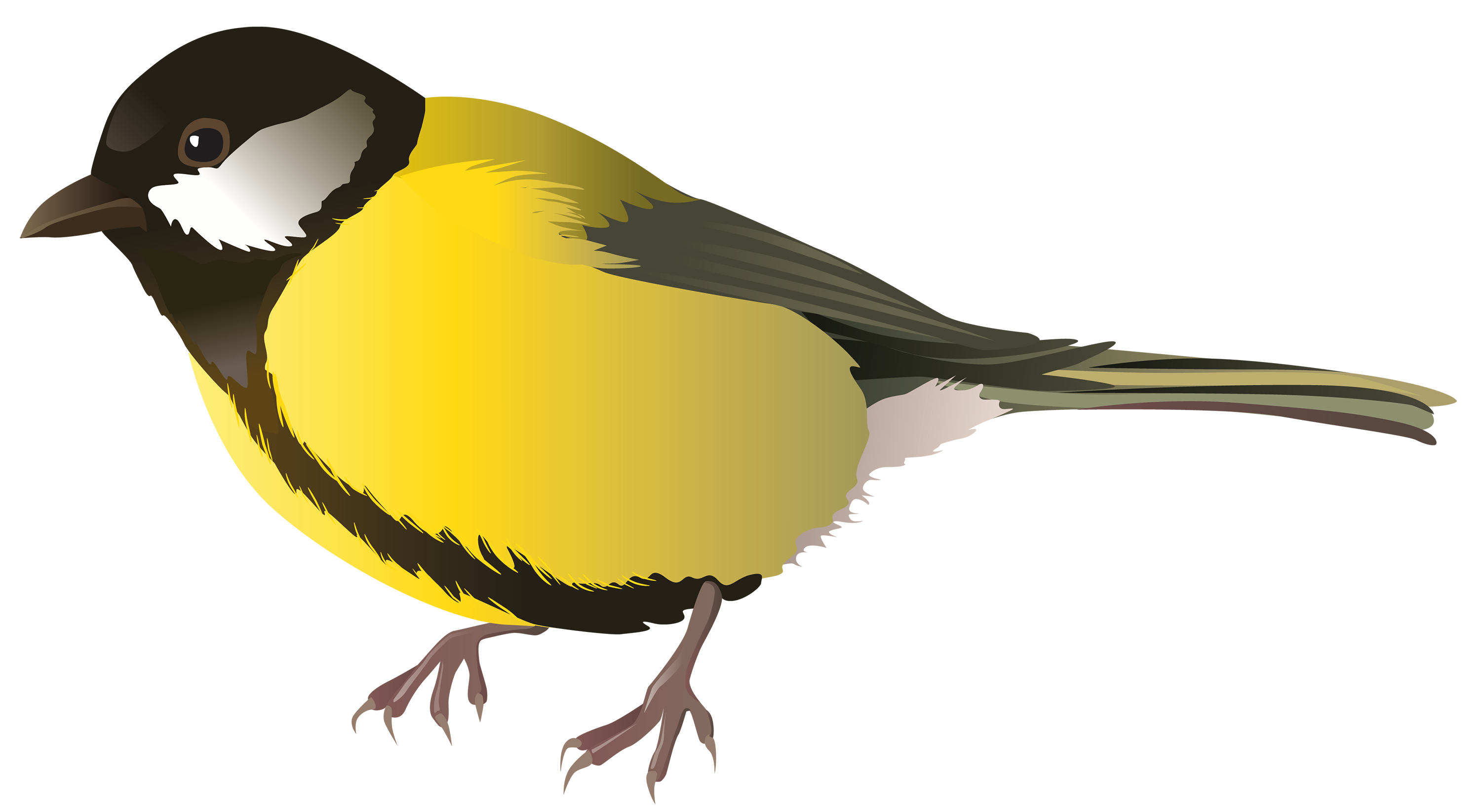 Birds coming out of a book clipart graphic freeuse library Yellow Bird PNG Clipart - Best WEB Clipart graphic freeuse library