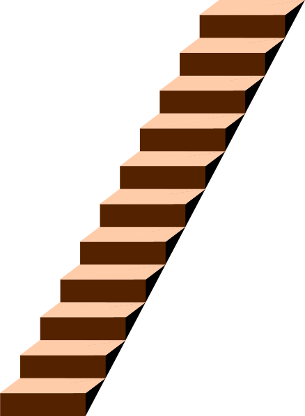 Stairs pictures clipart