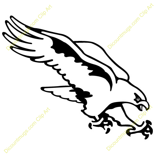 Birds of prey free clipart