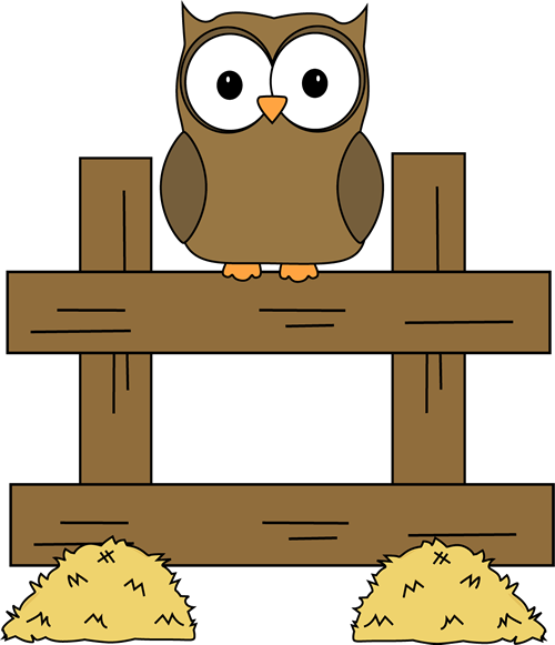 Whimsical farm clipart graphic royalty free stock Fence Cartoon clipart - Bird, transparent clip art graphic royalty free stock