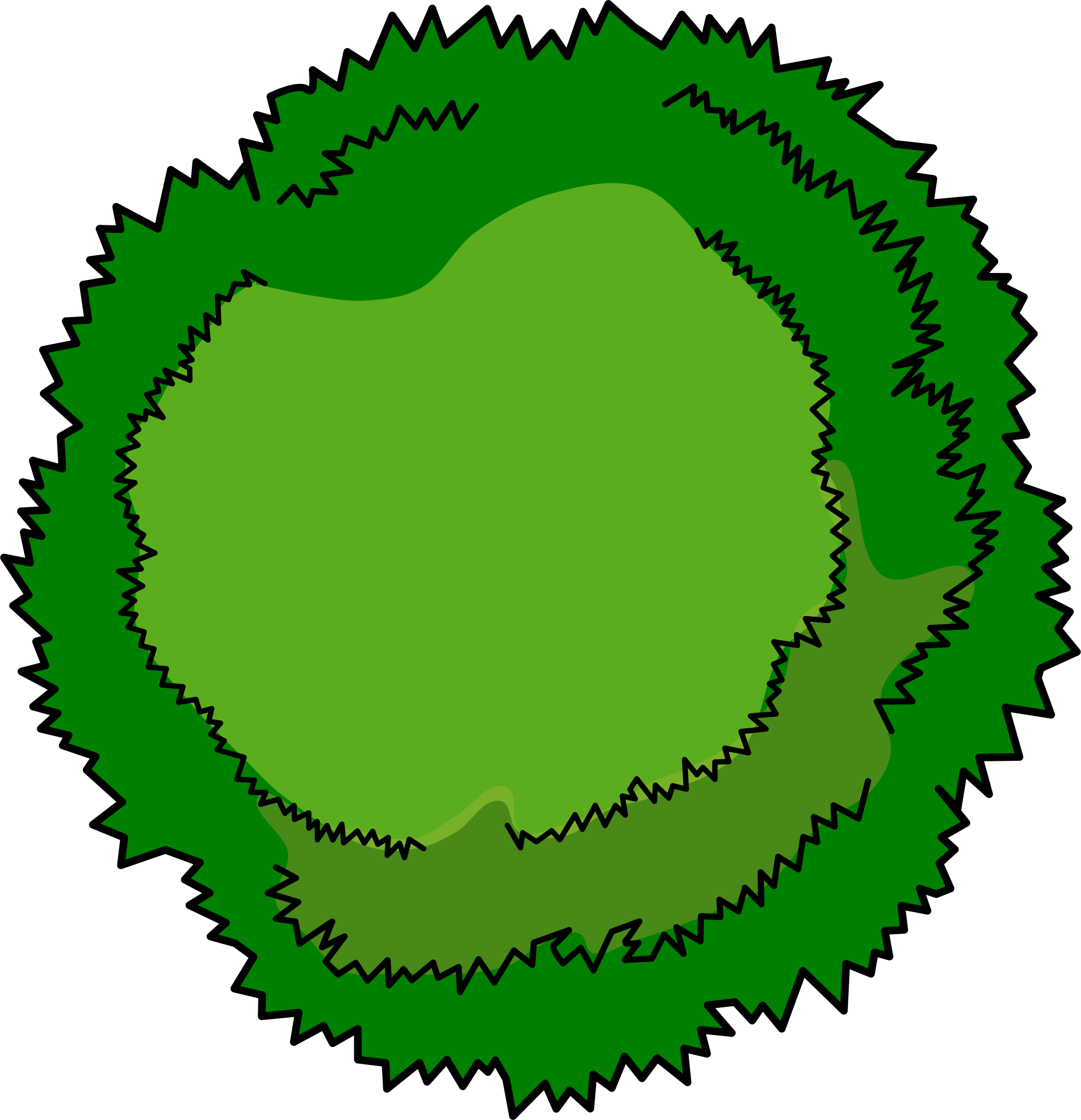 Clipart - tree-04 picture freeuse
