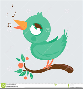 Birds singing clipart clip art Birds Singing Clipart | Free Images at Clker.com - vector clip art ... clip art