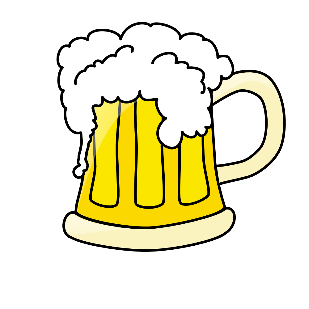 Clipart pubs clip royalty free library OnlineLabels Clip Art - Beer Mug clip royalty free library