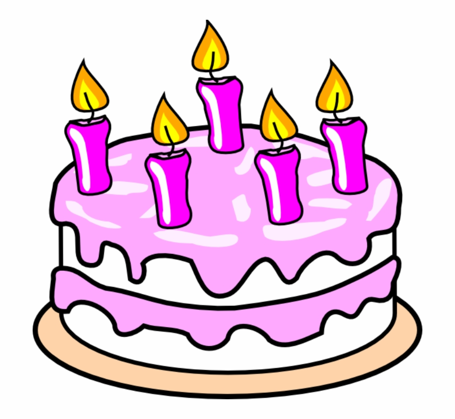 Birthday clip art many. Free cake cliparts