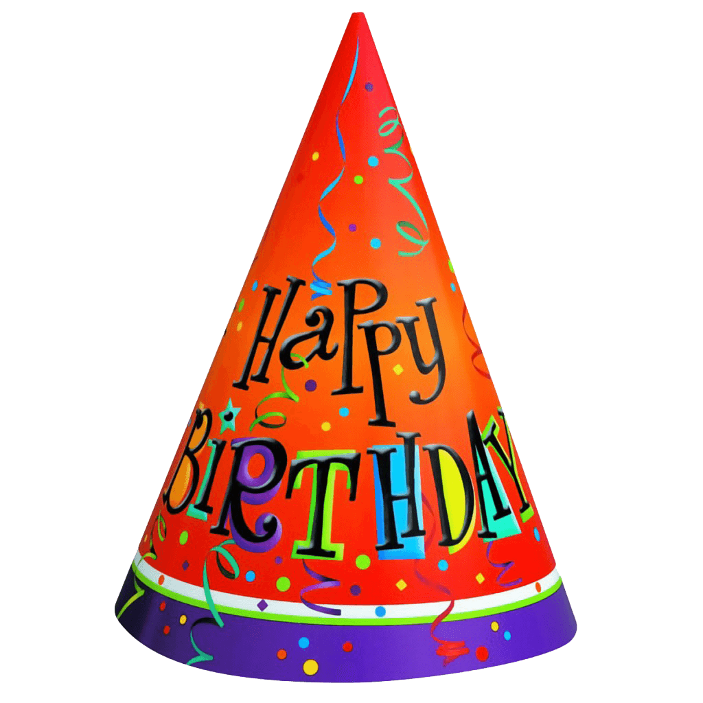 Birthday 2 with boy crown clipart royalty free stock Birthday Hat transparent PNG - StickPNG royalty free stock