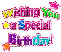 Birthday animated clipart free clipart free stock Free clipart birthday wishes - ClipartFest clipart free stock