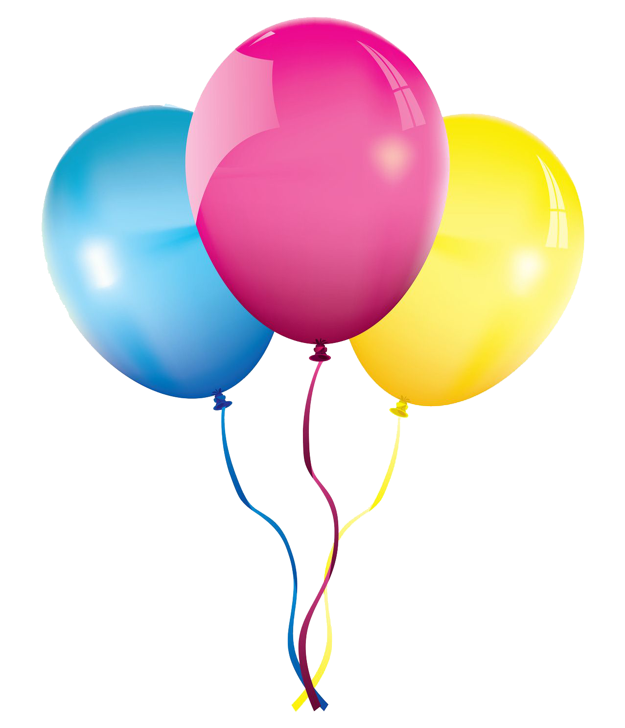 Birthday balloons clipart file png black and white download Birthday Balloon Party Clip art - Balloons PNG File png download ... png black and white download