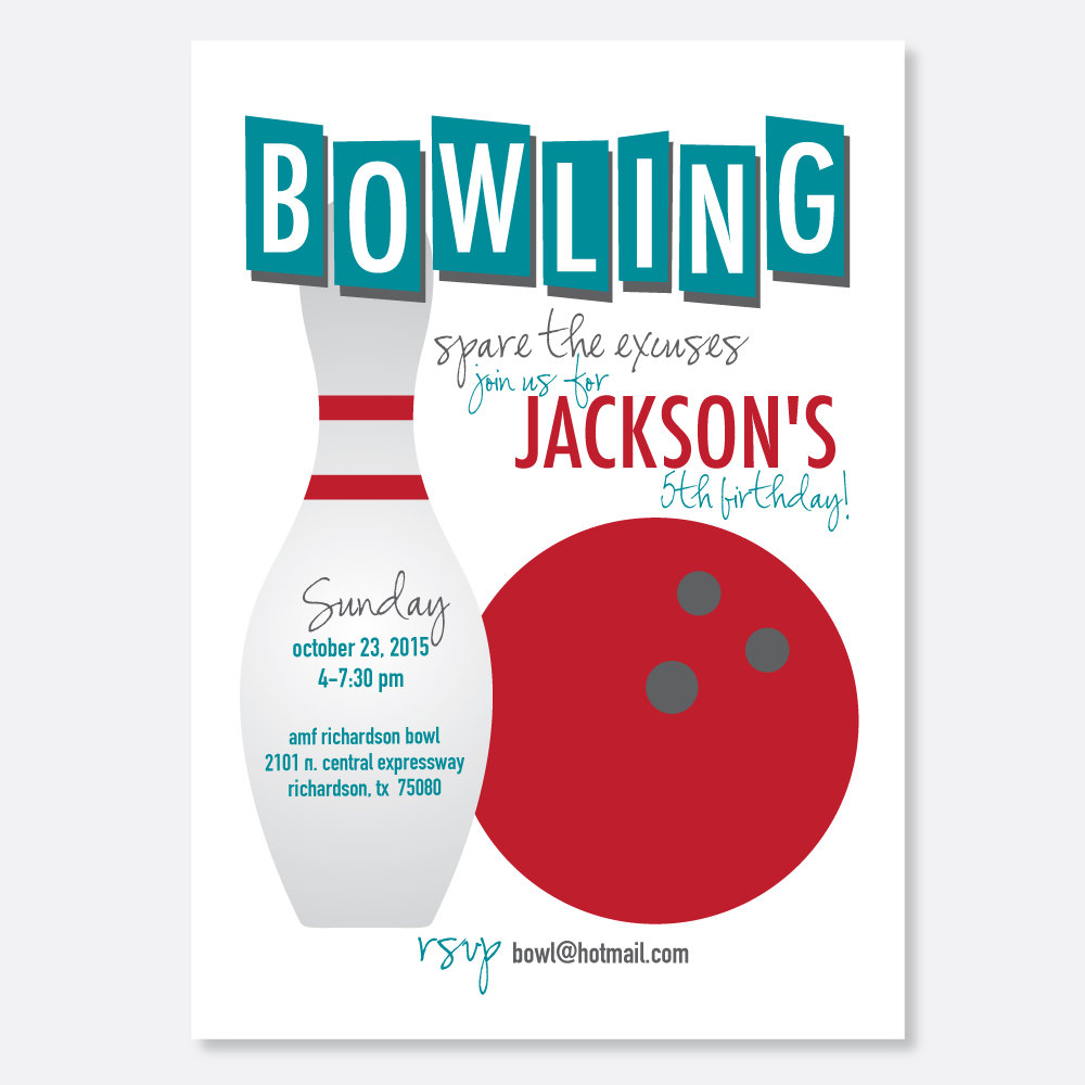 Birthday bowling clipart banner royalty free Free Bowling Pin Invitations, Download Free Clip Art, Free Clip Art ... banner royalty free