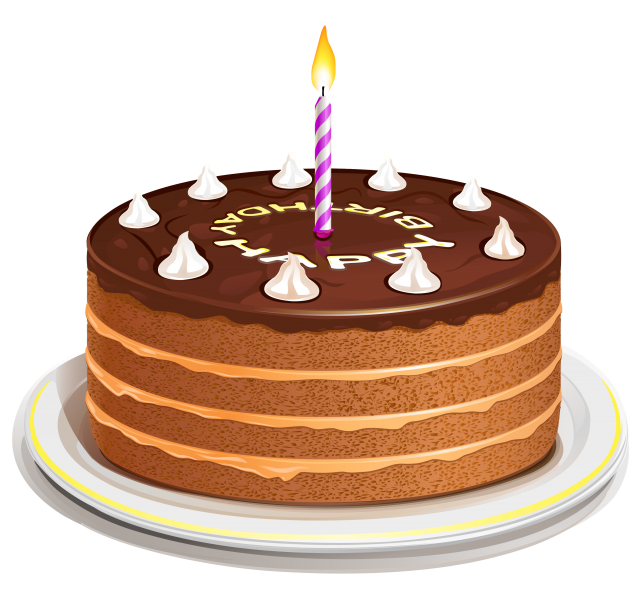 Birthday cake 1 clipart graphic freeuse library Top 20 Unique Birthday Cake Clipart - 9 Happy Birthday graphic freeuse library