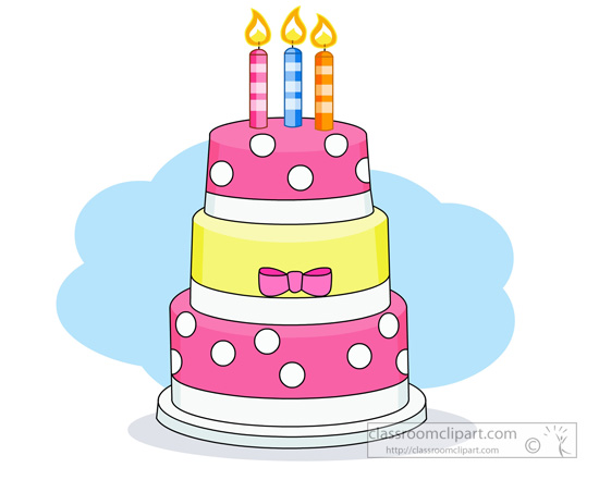 Birthday cake candle clipart clip art transparent library 3 Birthday Cake Candles Clipart - Clipart Kid clip art transparent library