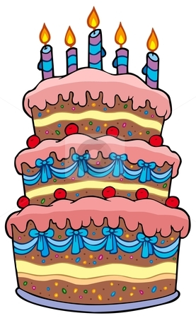 Birthday cake cartoon clipart picture transparent download Birthday Cakes Of Cartoon. Birthday. Free Images Birthday Cakes ... picture transparent download
