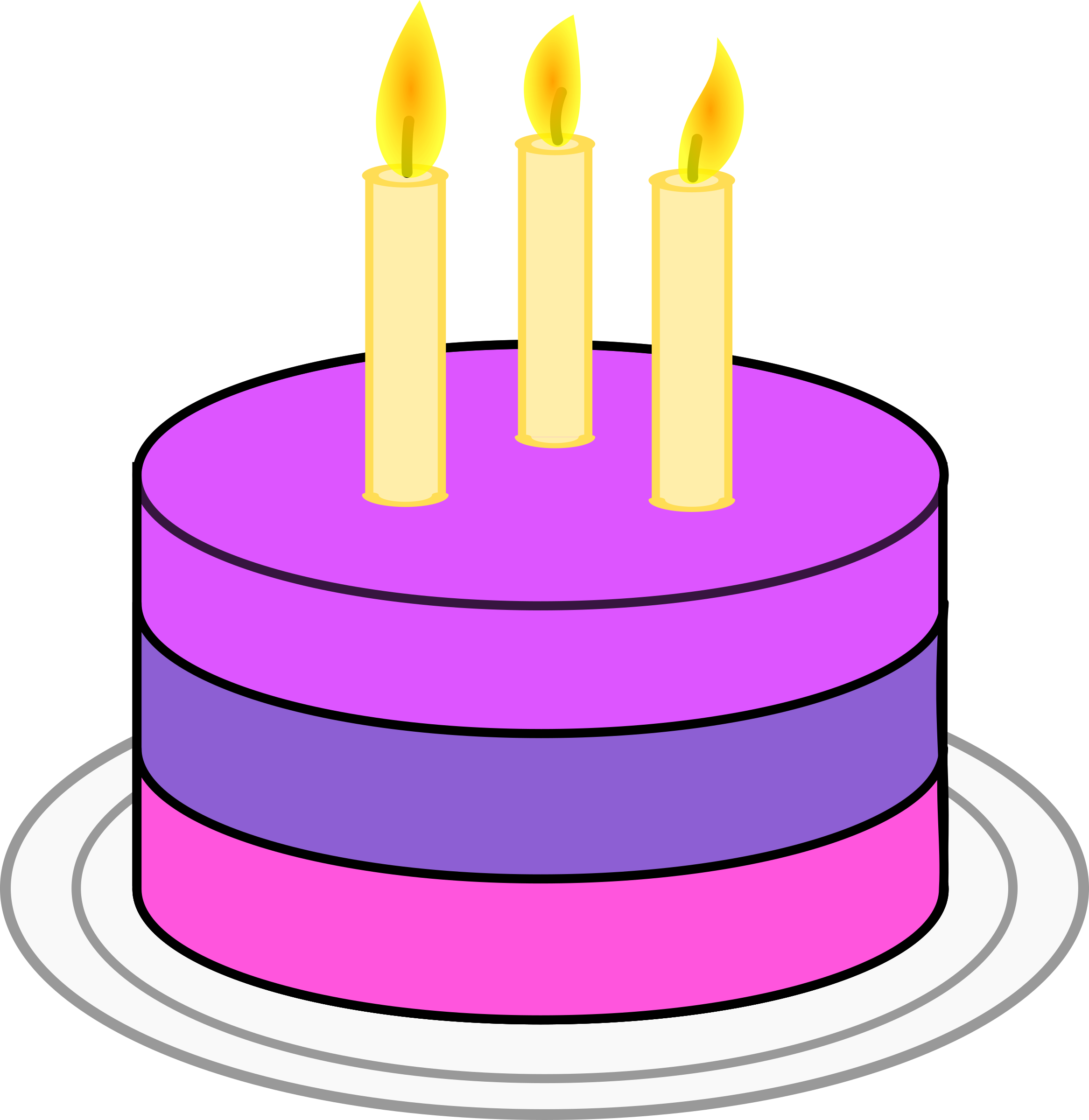 Image birthday cake clipart image royalty free stock Clipart - Birthday cake image royalty free stock