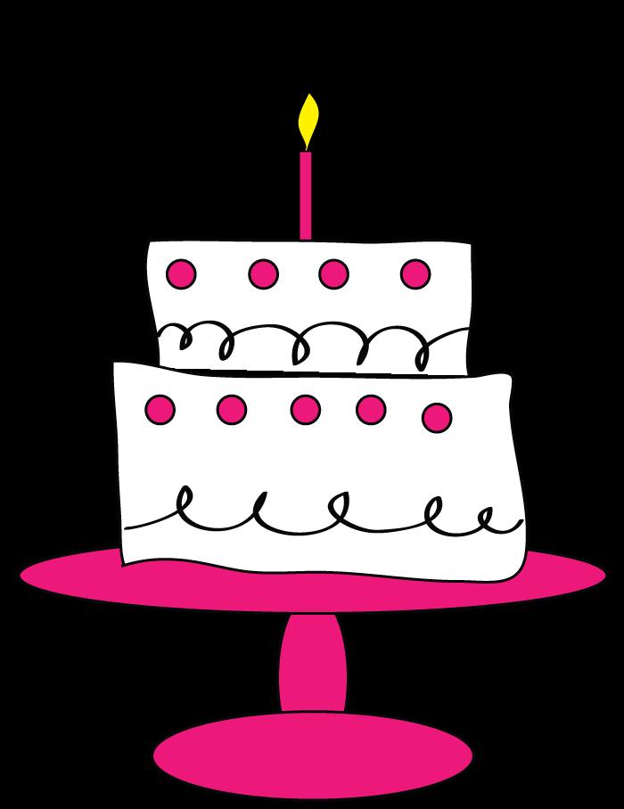 Birthday cake clip art free clipart free library Free Birthday Cake Clip Art   Clipart Panda - Free Clipart Images clipart free library
