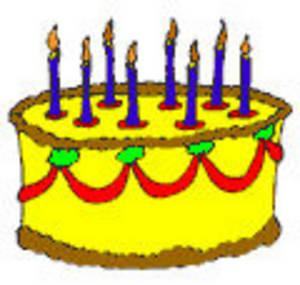 Birthday cake clip art free graphic royalty free download Free Birthday Cake Clip Art   Clipart Panda - Free Clipart Images graphic royalty free download