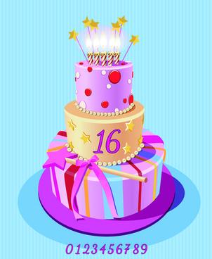 Birthday cake clip art pictures clip art Happy birthday cake clip art free balloons free vector download ... clip art