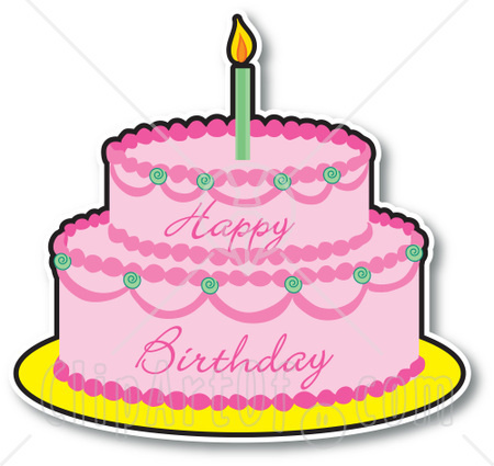 Free Birthday Cake Cartoon, Download Free Clip Art, Free Clip Art on ... image library download