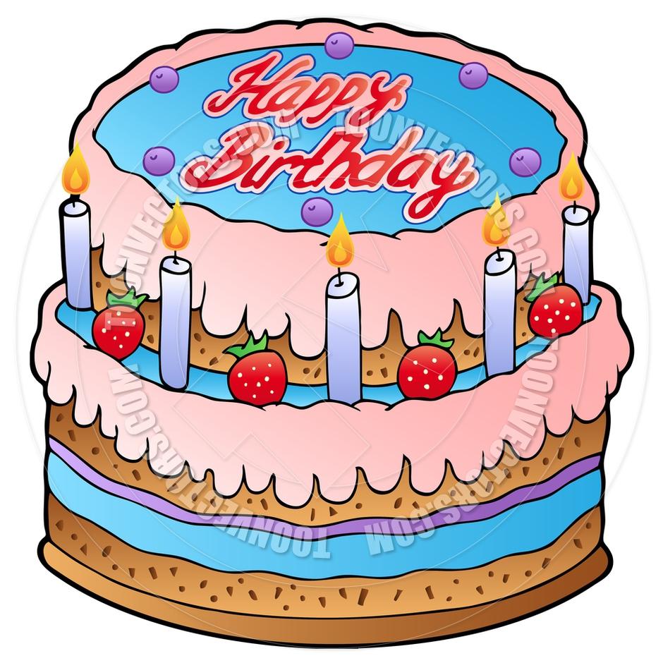 Birthday cake clipart funny black and white stock Cartoon Birthday Cake   Free Download Clip Art   Free Clip Art ... black and white stock