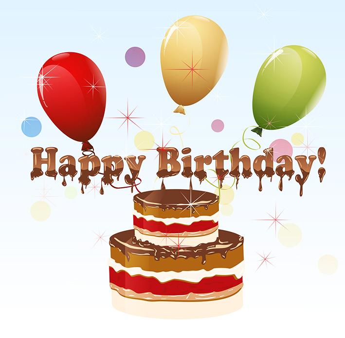 Birthday cake clipart funny clip art royalty free library Birthday Clip Art and Free Birthday graphics clip art royalty free library