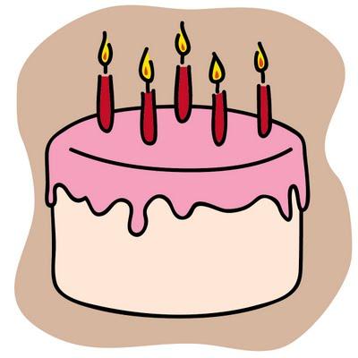 Free clip art panda. Birthday cake clipart images