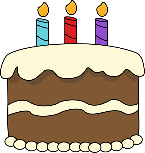 Birthday cake cute clipart clip art transparent stock My Cute Cakes Clipart - Clipart Kid clip art transparent stock