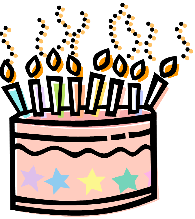 Birthday cake cute clipart png freeuse stock Birthday cake cute clipart - ClipartFest png freeuse stock